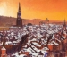 Winterabend in Bern
